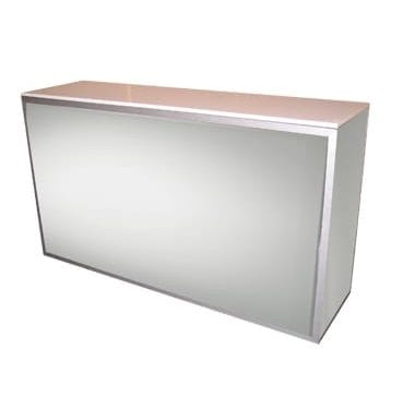 Rectangle Glow Bar available for Sydney hire