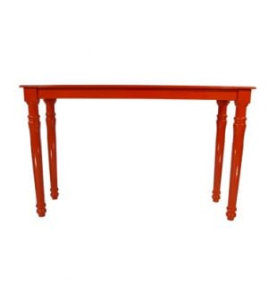 Orange Tapas Bar Table Available for Sydney Hire