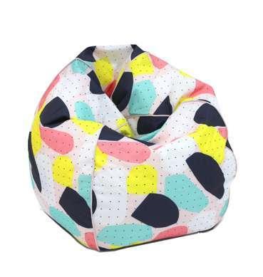 Colour Splash Teardrop Bean Bag available for Sydney hire.
