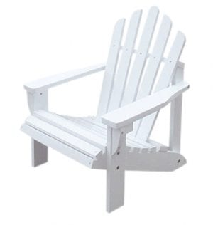 Adirondack Chair Available for Sydney Hire
