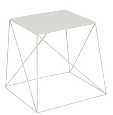 White Ryder Coffee table available for Sydney hire.