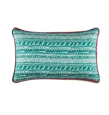 Cebo Teal cushion available for Sydney hire