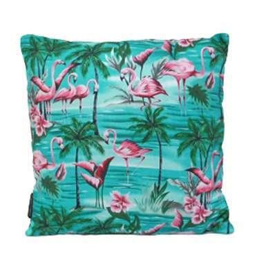 Tropical Paradise Cushion available for Sydney hire
