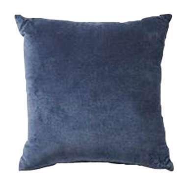 Velvet Navy Cushion available for Sydney hire