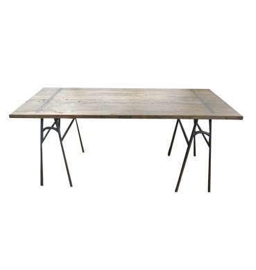 Industrial sailmaking table