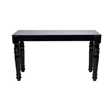 Black Mini Tapas Table available for Sydney hire