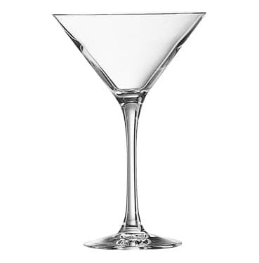 Martini Glass vase available for Sydney hire.