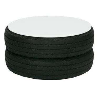 Black Tyre Coffee Table