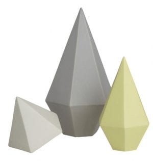 Geometric Pyramid Sculpture available for Sydney hire.