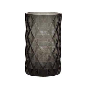 Zoe Glass Vase in Black Medium is now available for hire in Sydney, Australia