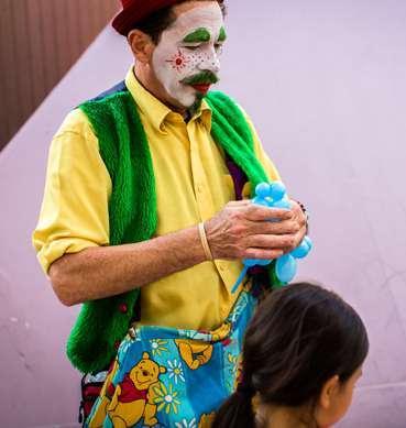 Spablo the Clown
