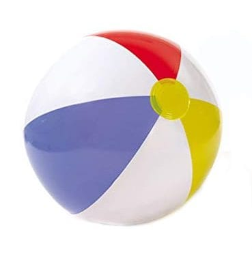 Beach Ball available for hire.
