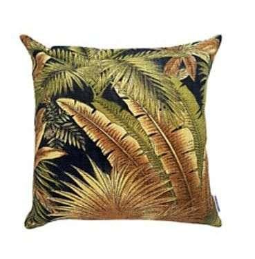 Tommy Bahama Palm Leaf Cushion available for Sydney hire
