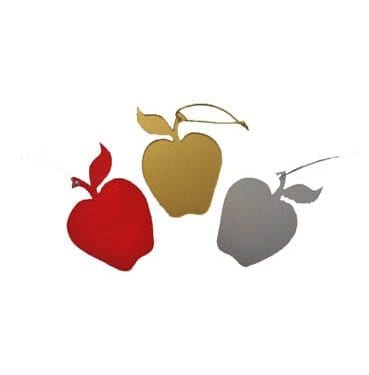 Perspex Apples available for hire in Sydney