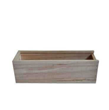 Wooden Wine Box available for hire in Sydney.