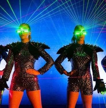 LED & Laser Entertainment