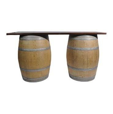 Wine Barrel Bar available for Sydney hire