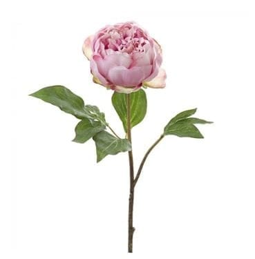 Peony Spray Artificial (Pink) now available for hire in Sydney