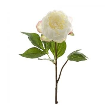 Artificial Peony Spray available for Sydney hire.