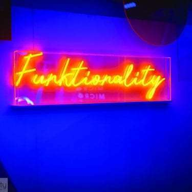 You can make your brands custom neon sign now!