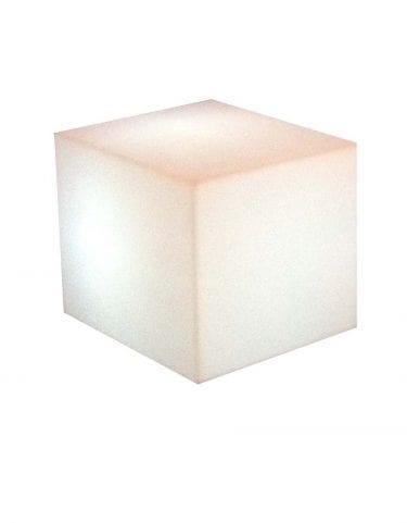 Glow Cube available for Sydney hire