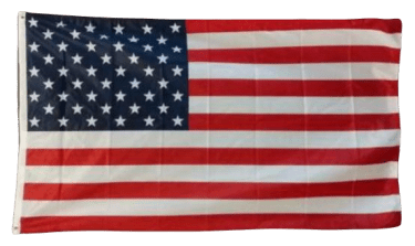 USA Flag available for Sydney hire.