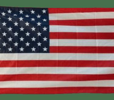 USA Flag available for Sydney hire.