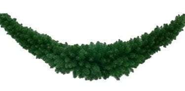 Stock image of Christmas Tapered Garland available for hire.