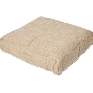 Natural Floor Cushion for hire in Sydney