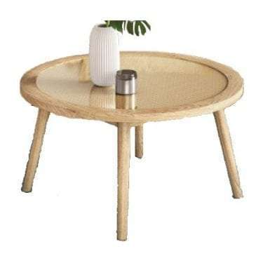 The Natural Collection Coffee Table available for hire in Sydney